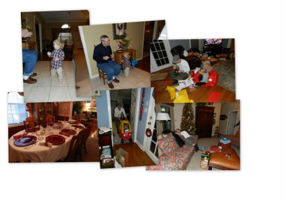 Christmas Day collage2