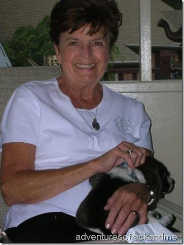 Granny puppy