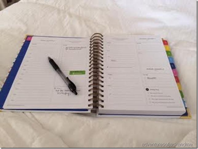 simplifiedplannerdays