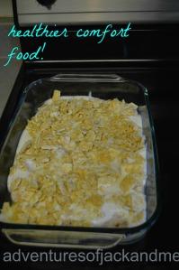 healthier comfort food
