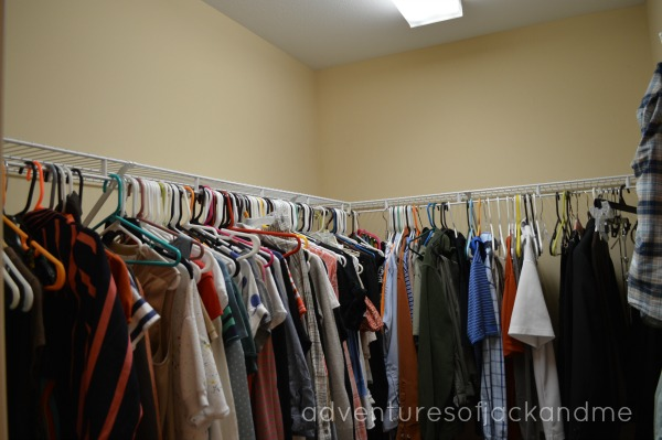 Closet During