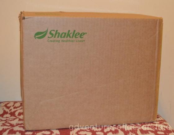 shaklee box