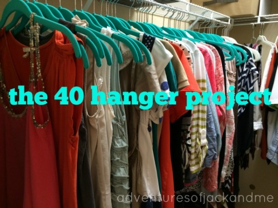 the 40 hanger project graphic
