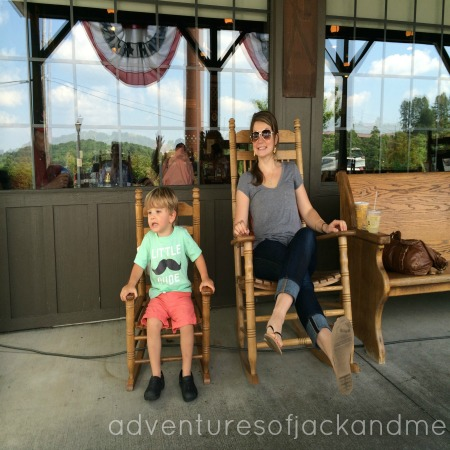 Summer 2014 rocking chairs