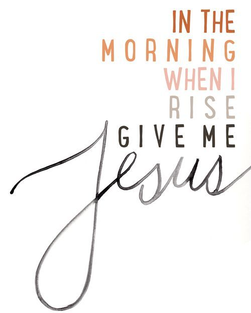 beautiful give me jesus