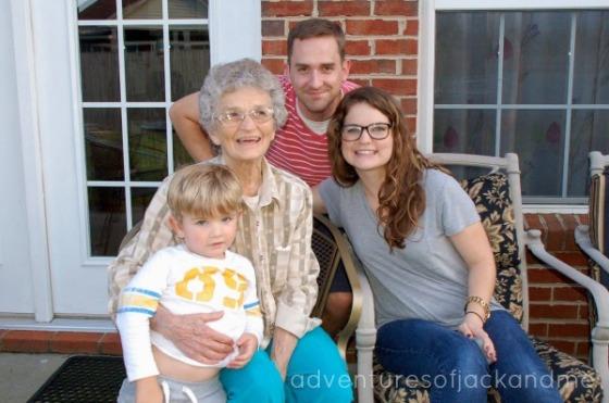 Grandma Schultz